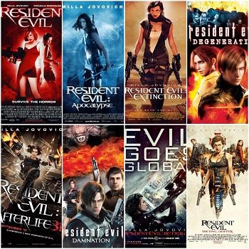 373: The Great 90's Sc-Fi Rewatch, Hip-Hop Evolution, Resident Evil