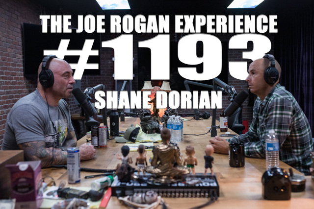 The Joe Rogan Experience #1193 - Shane Dorian