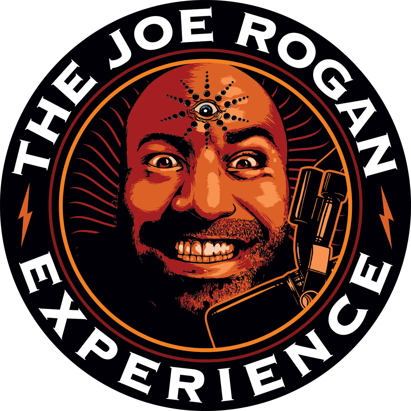 podcast thumbnail for 'The Joe Rogan Experience'