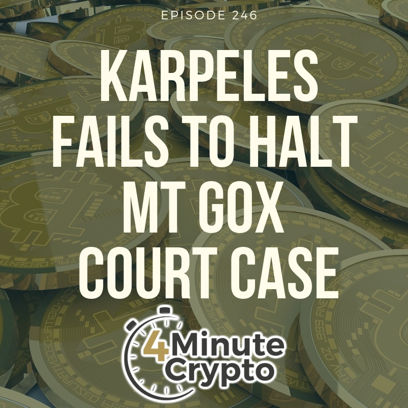 Mark Karpeles Fails to Halt US Court Case Over Mt Gox Losses
