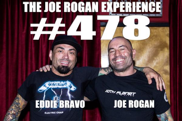 The Joe Rogan Experience #478 - Eddie Bravo