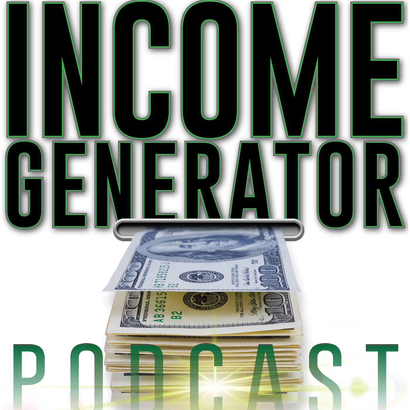 Income Generator Podcast