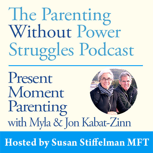 1:12 Mindful Parenting with Myla &  Jon Kabat-Zinn