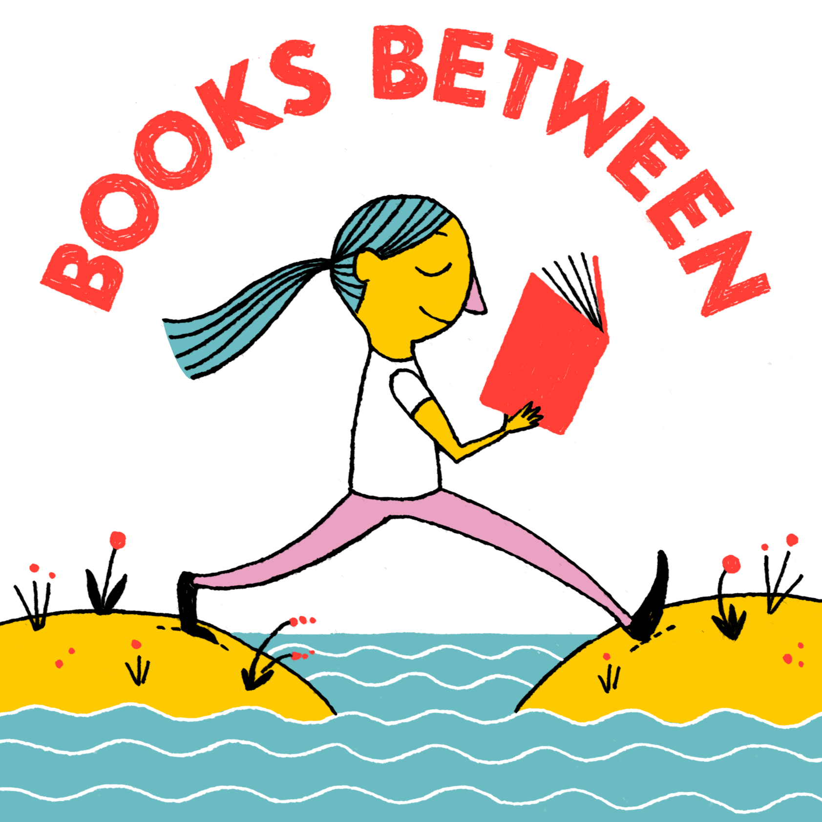 Books Between Podcast | Podbay