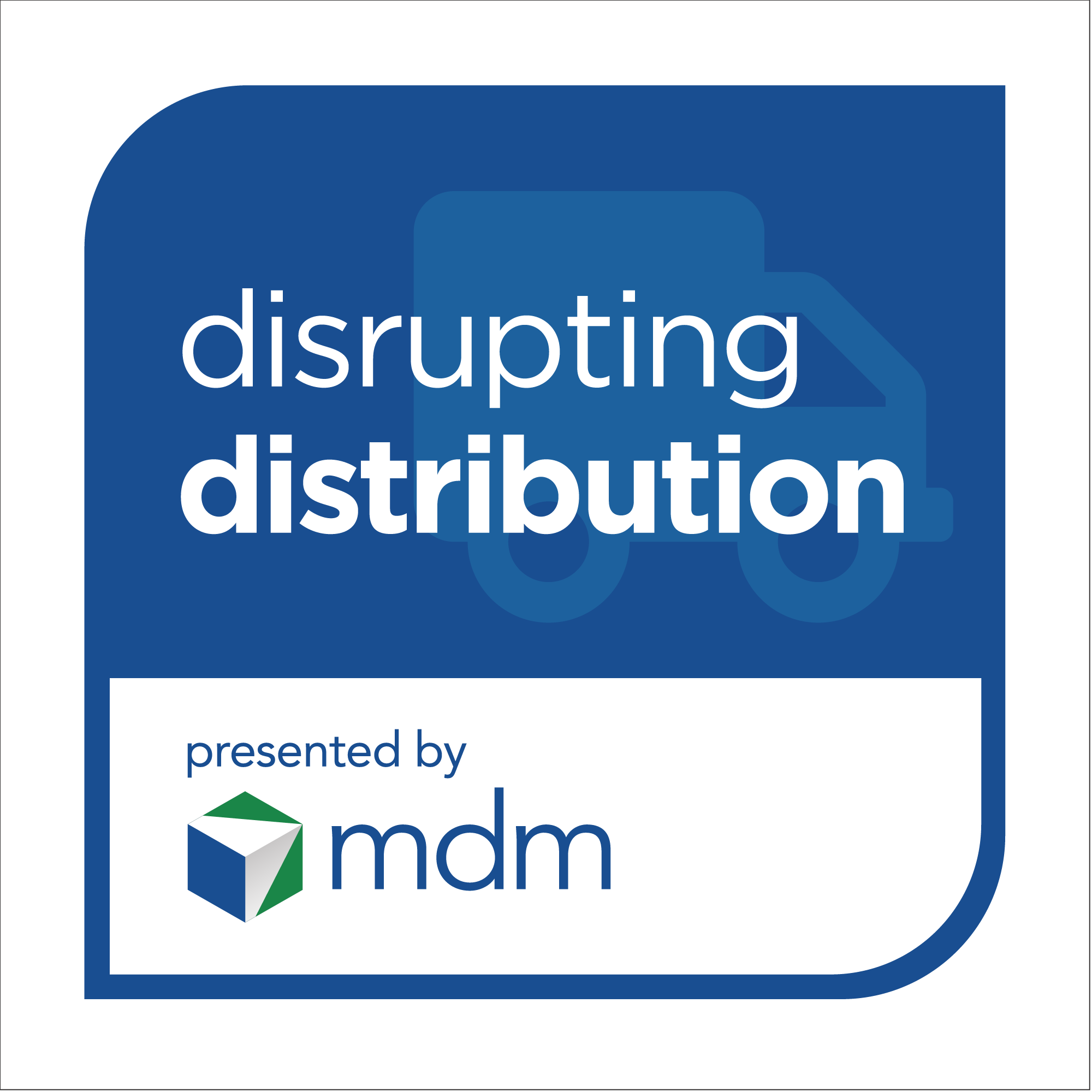 Disrupting Distribution by MDM on Apple Podcasts