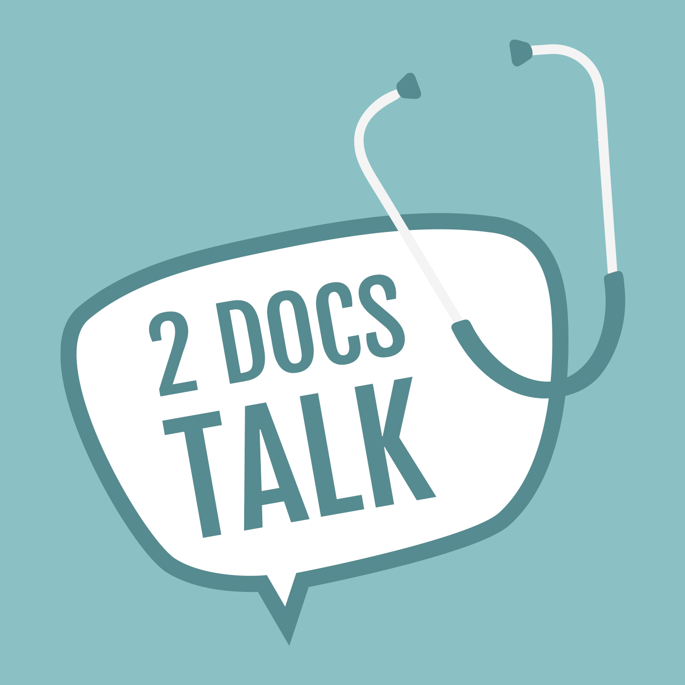 57785b684475 2 Docs Talk  The podcast about healthcare