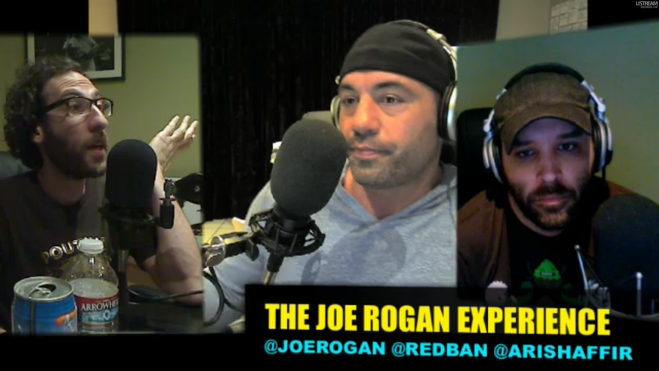 The Joe Rogan Experience PODCAST #175 - Ari Shaffir, Brian Redban