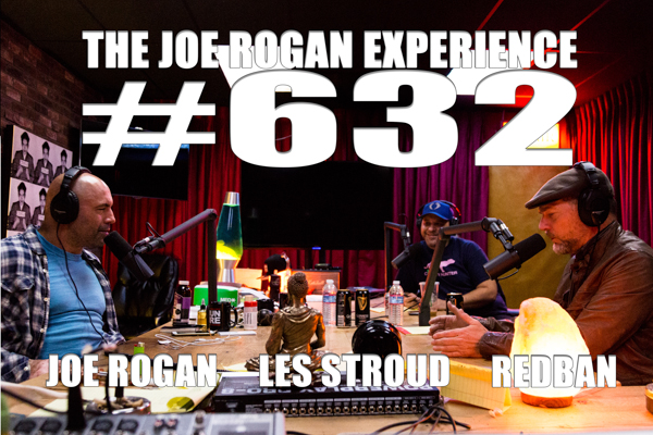The Joe Rogan Experience #632 - Les Stroud