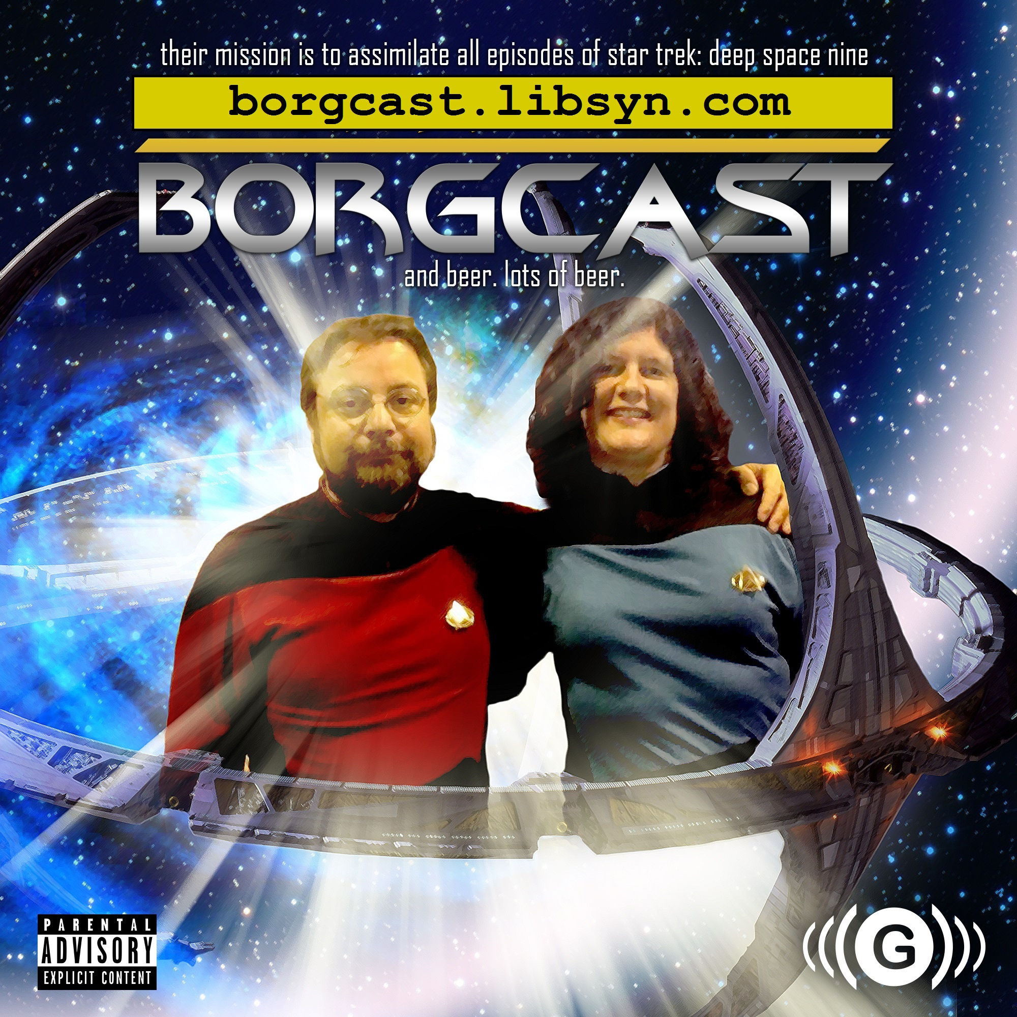 Borgcast By Borgcast On Apple Podcasts