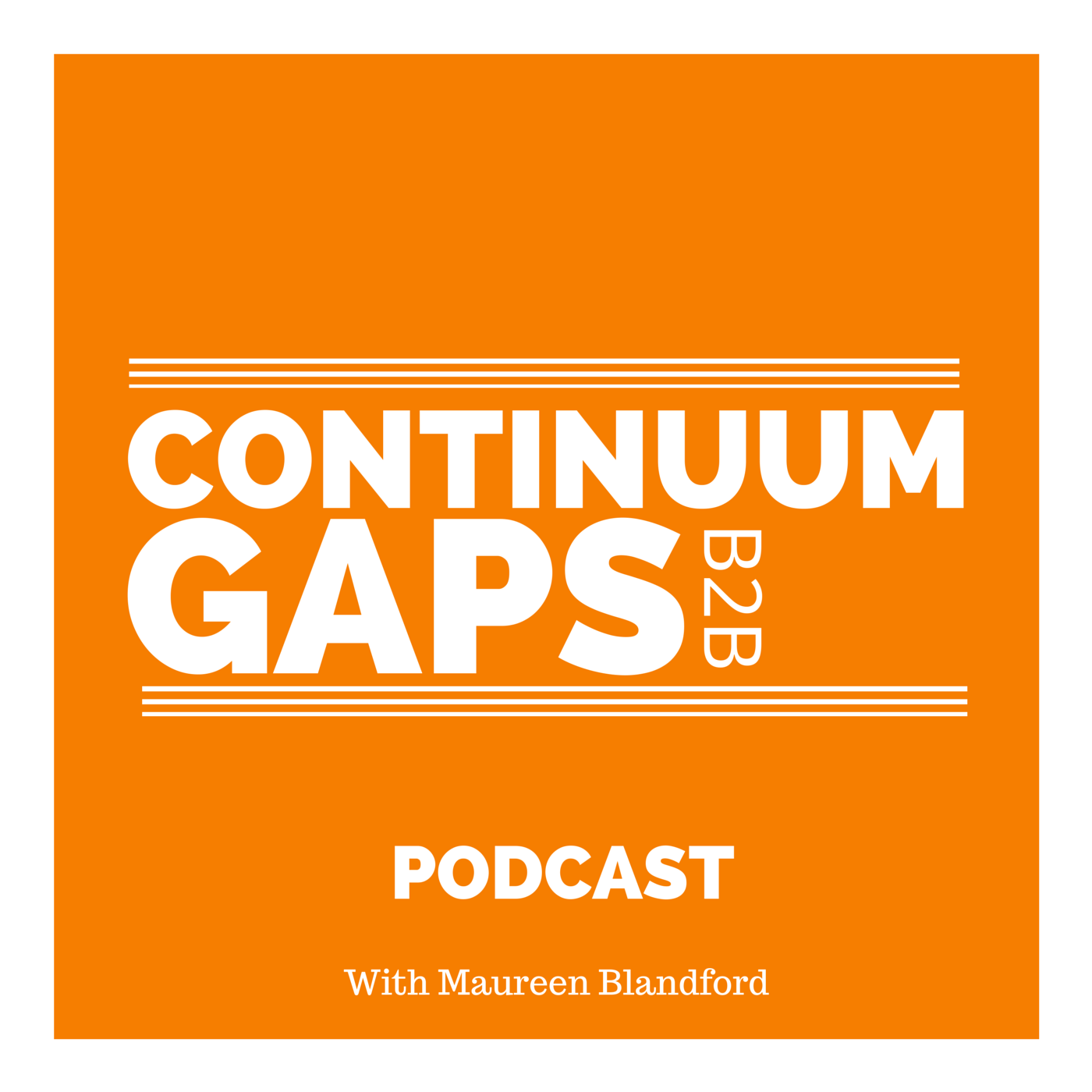 B2B Continuum Gaps podcast