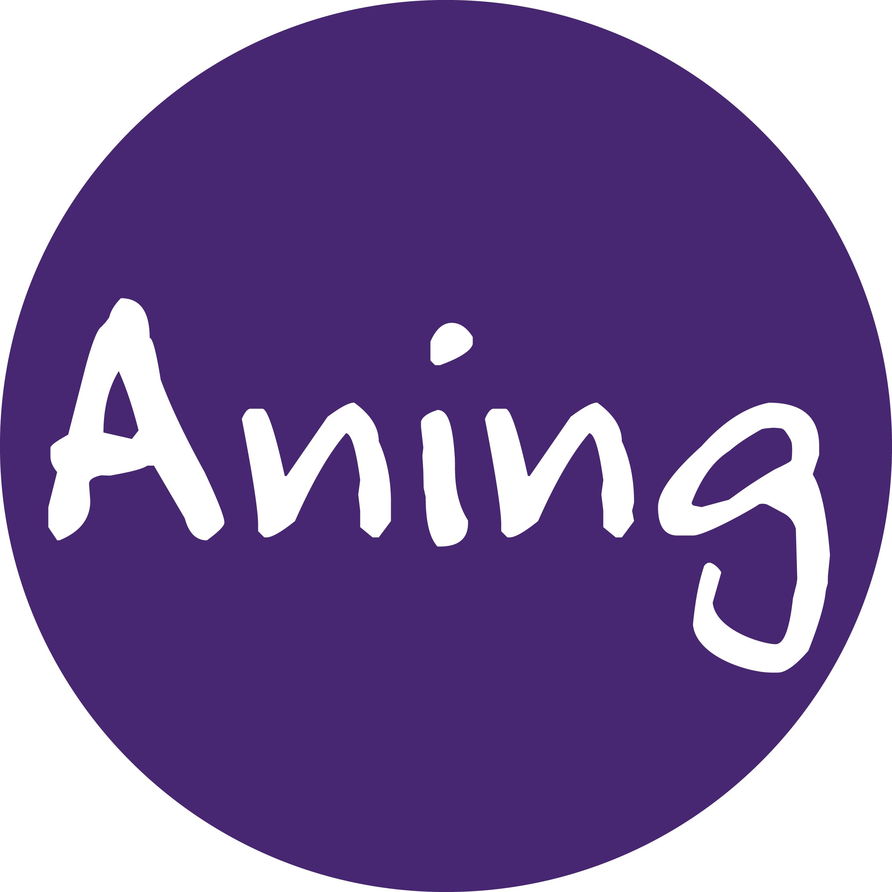 Aning