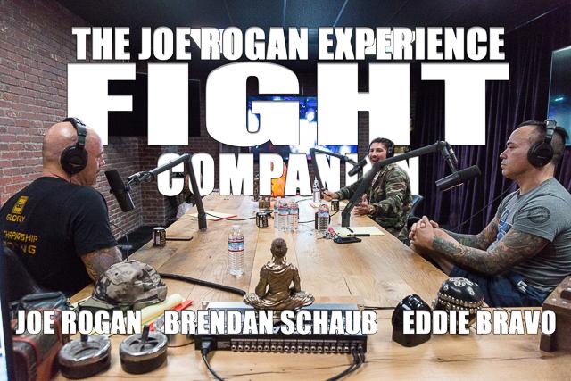 The Joe Rogan Experience Fight Companion - October 21, 2017