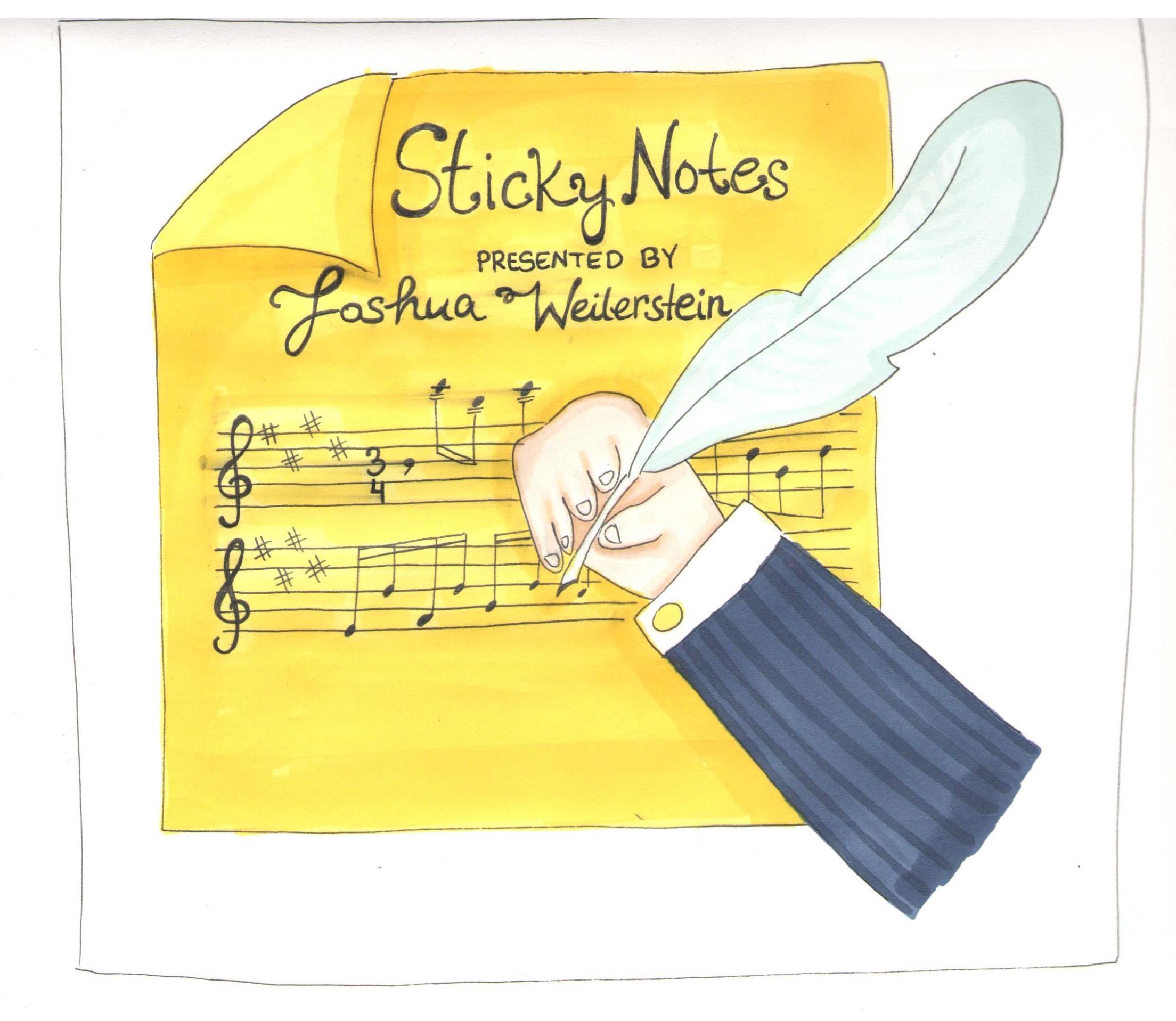 Sticky Notes: The Classical Music Podcast   Podbay
