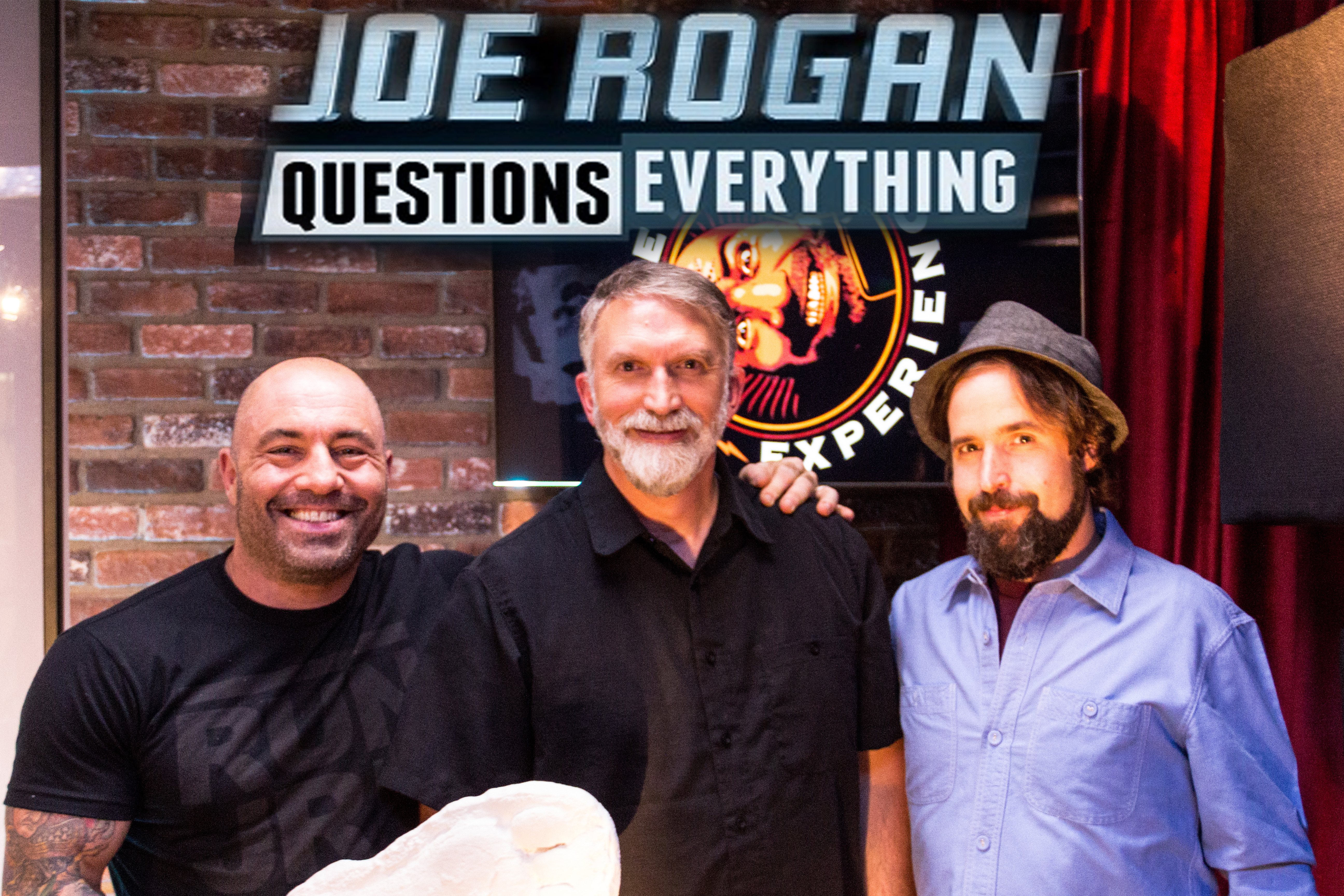 The Joe Rogan Experience JRQE#2 - Dr. Jeff Meldrum, Duncan Trussell