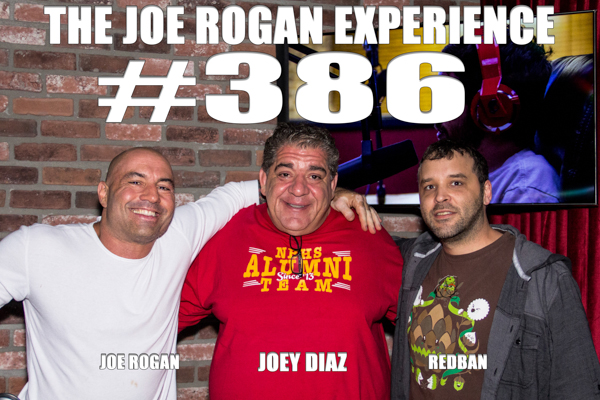 "The Joe Rogan Experience #386 - Joey ""CoCo"" Diaz"