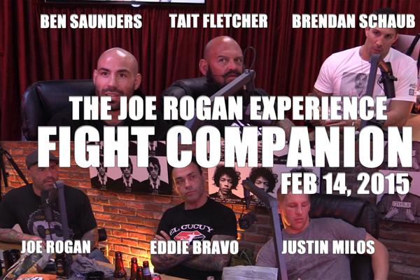 The Joe Rogan Experience Fight Companion - Feb. 14, 2015