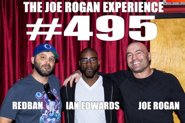 The Joe Rogan Experience #495 - Ian Edwards