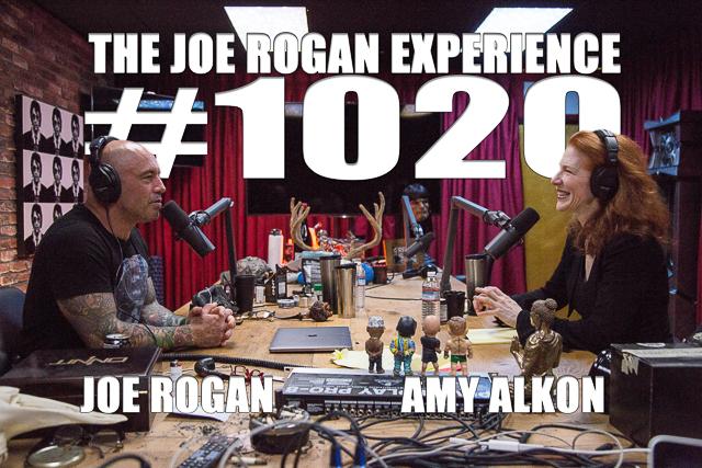The Joe Rogan Experience #1020 - Amy Alkon