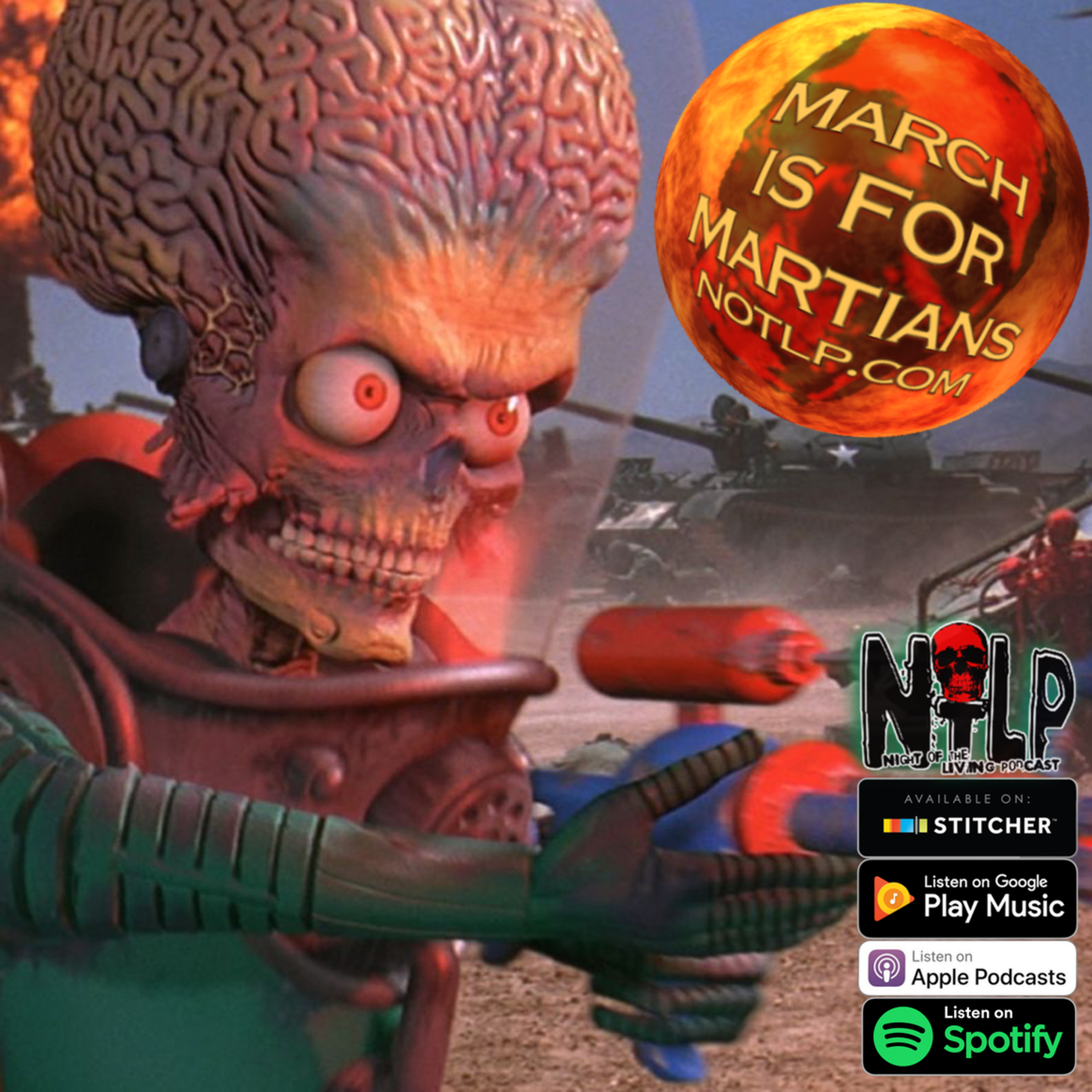 Night of the Living Podcast: Horror, Sci-Fi and Fantasy Film
