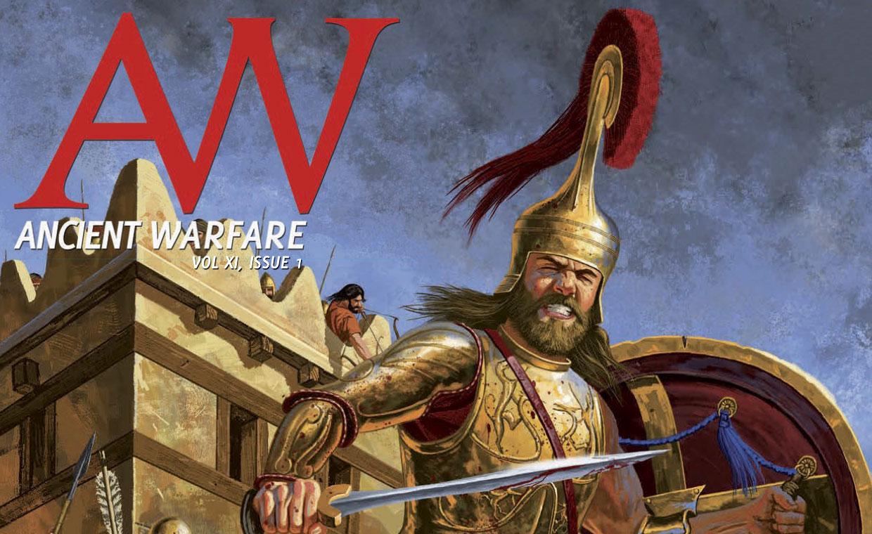 New ancient history magazine – anekdota.