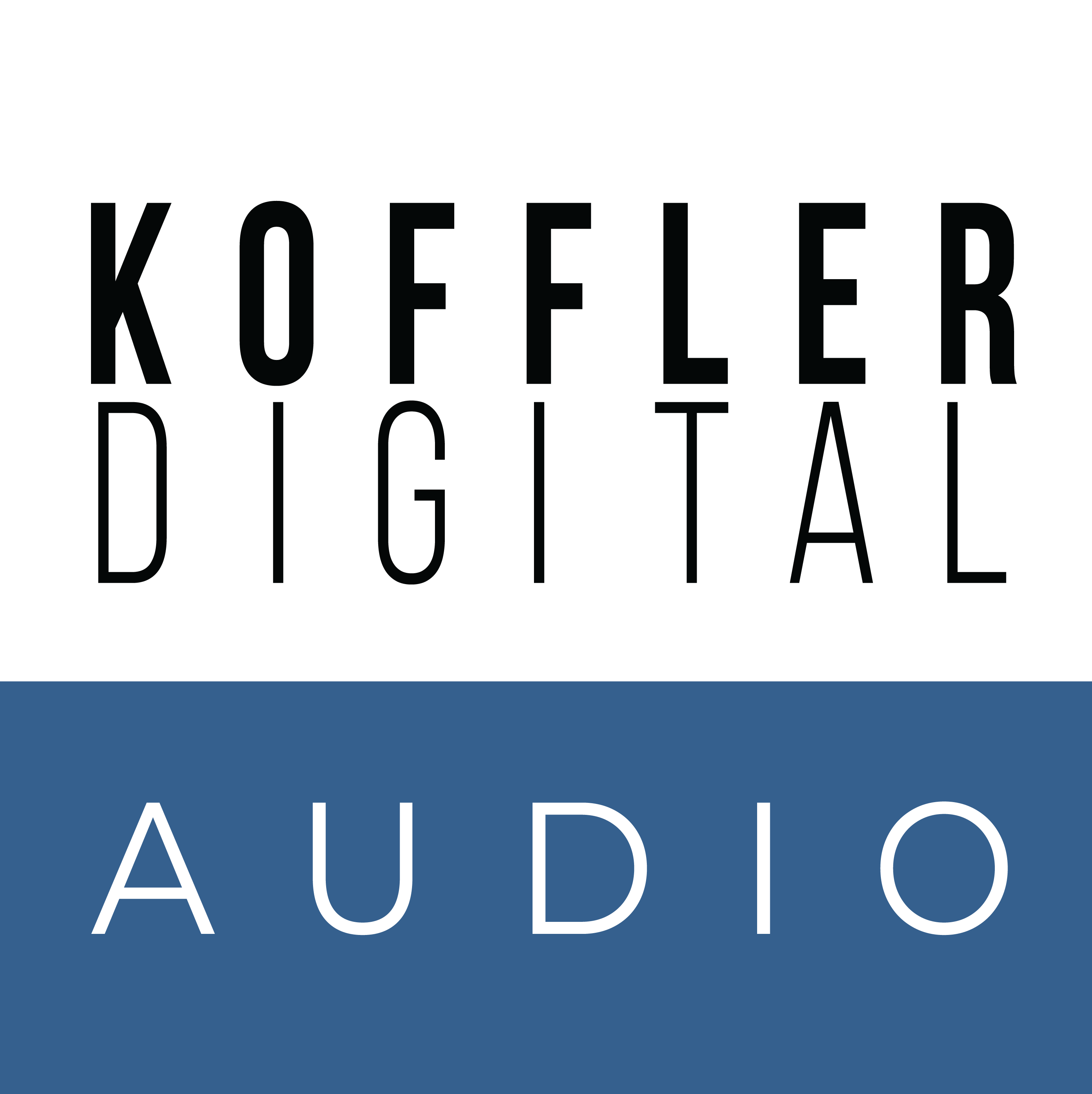 Koffler.Digital Audio Programs
