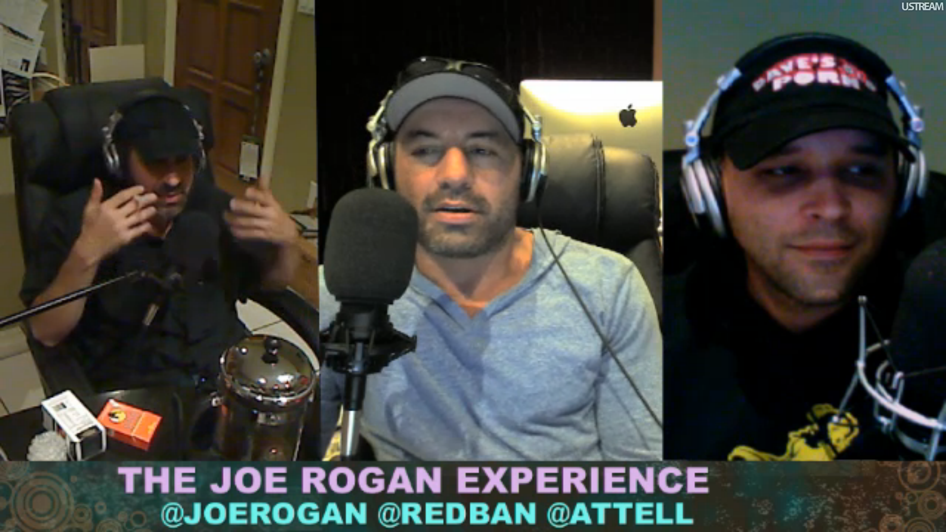 The Joe Rogan Experience PODCAST #155 - Dave Attell, Brian Redban