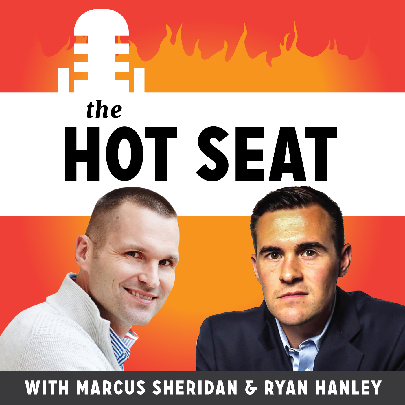 The Hot Seat Podcast: Marketing Strategy, Content Marketing, Growth Strategy