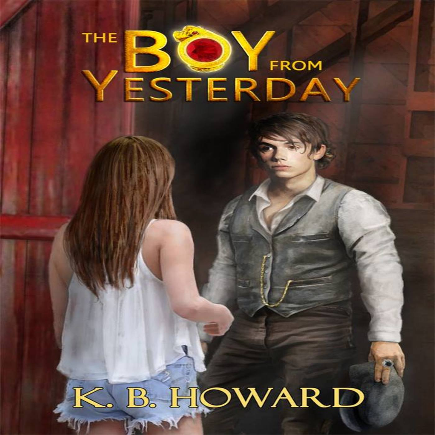 """""""    The Boy From Yesterday """" Podcast"""