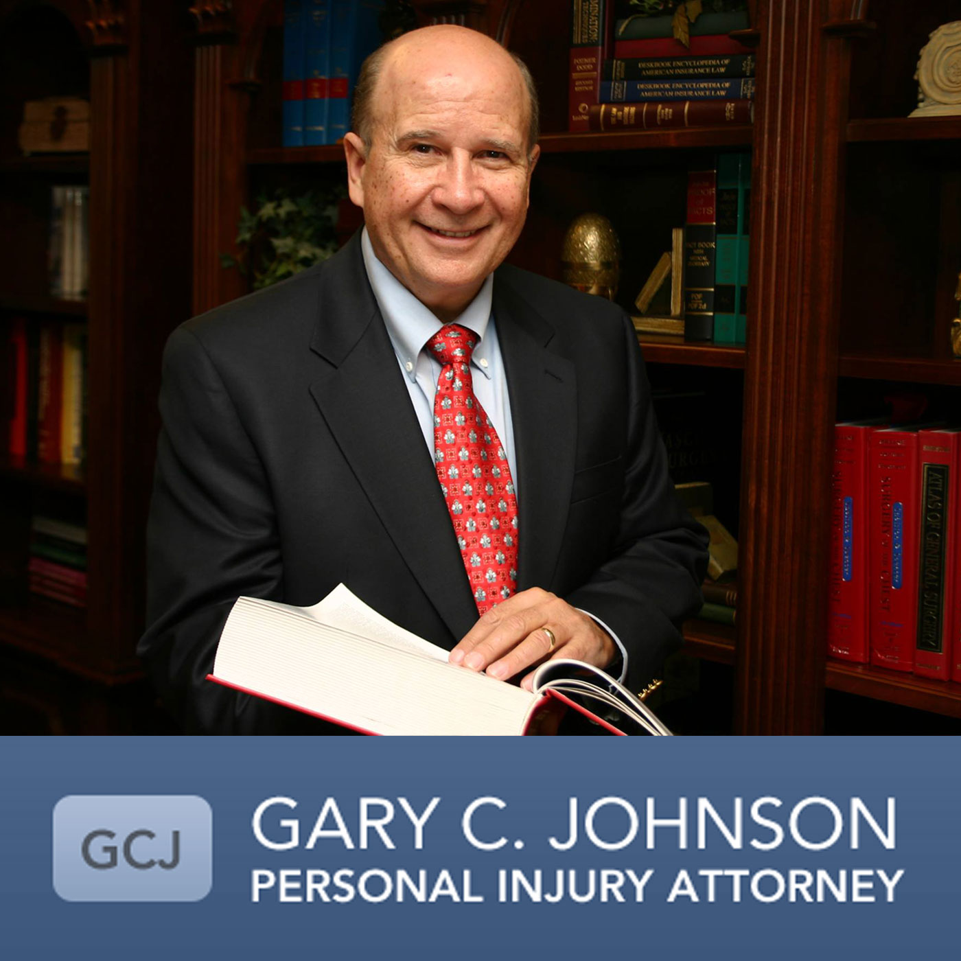 Gary C Johnson - Simply Life & Simply the Law