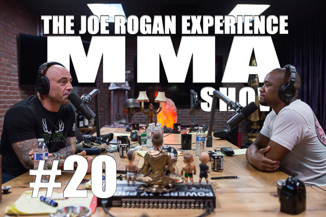 The Joe Rogan Experience JRE MMA Show #20 with Yves Edwards