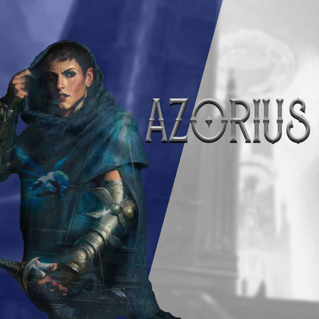 Azorius: Petitioners for Control - with Special Guest CMDR