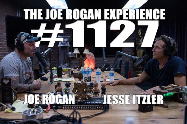 The Joe Rogan Experience #1127 - Jesse Itzler