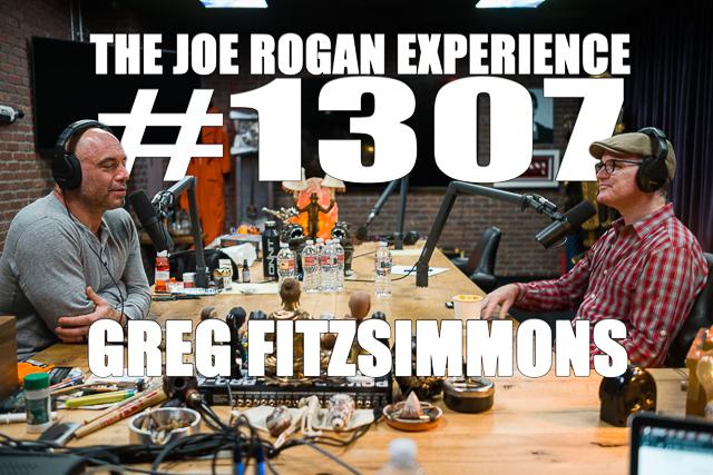 #1307 - Greg Fitzsimmons