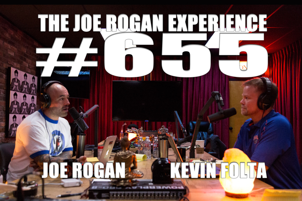The Joe Rogan Experience #655 - Kevin Folta