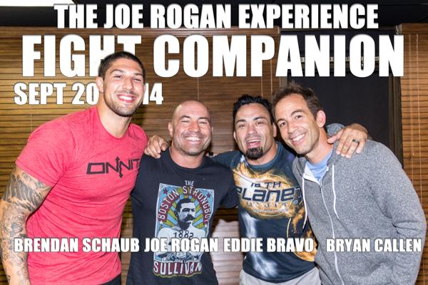 The Joe Rogan Experience Fight Companion - Sept. 20, 2014
