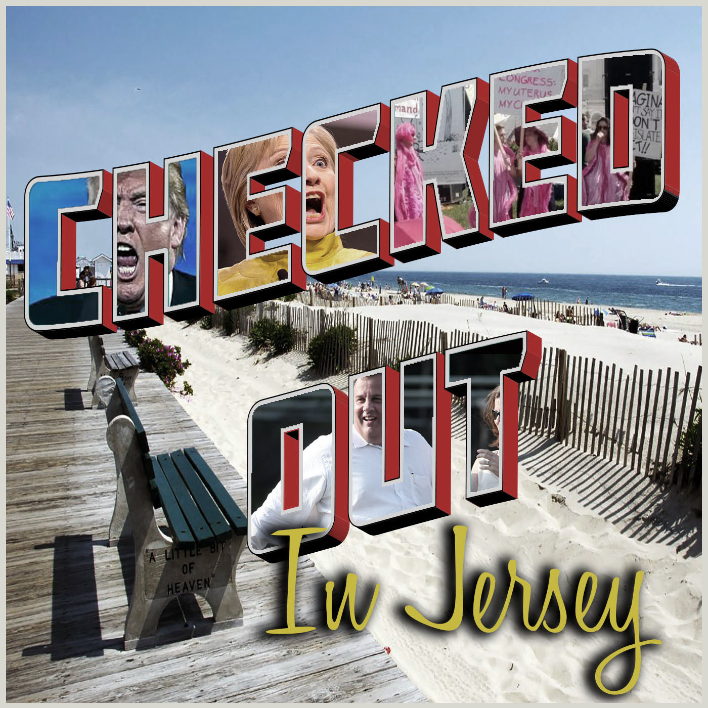 Checked Out In Jersey