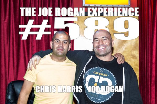 The Joe Rogan Experience #589 - Chris Harris
