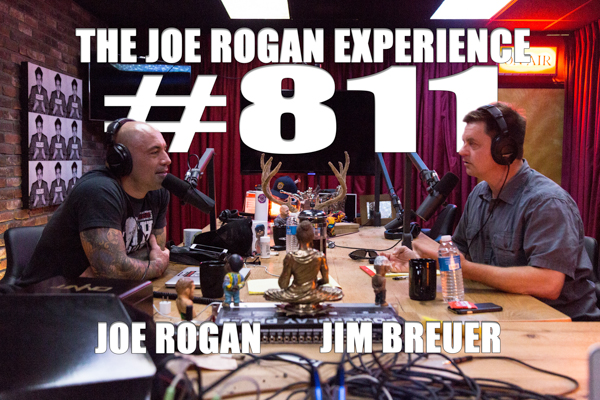 The Joe Rogan Experience #811 - Jim Breuer