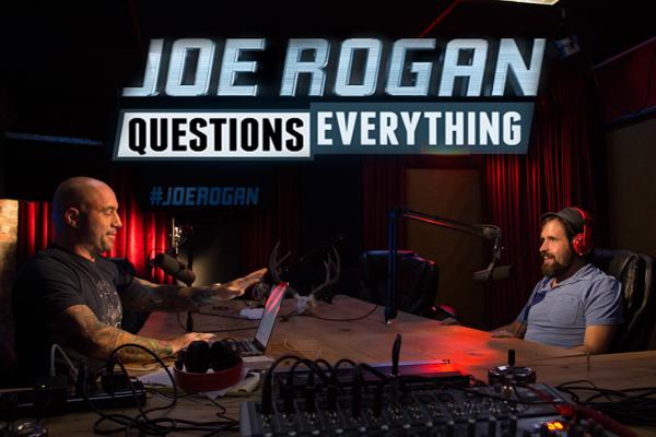 The Joe Rogan Experience JRQE#4 - Duncan Trussell