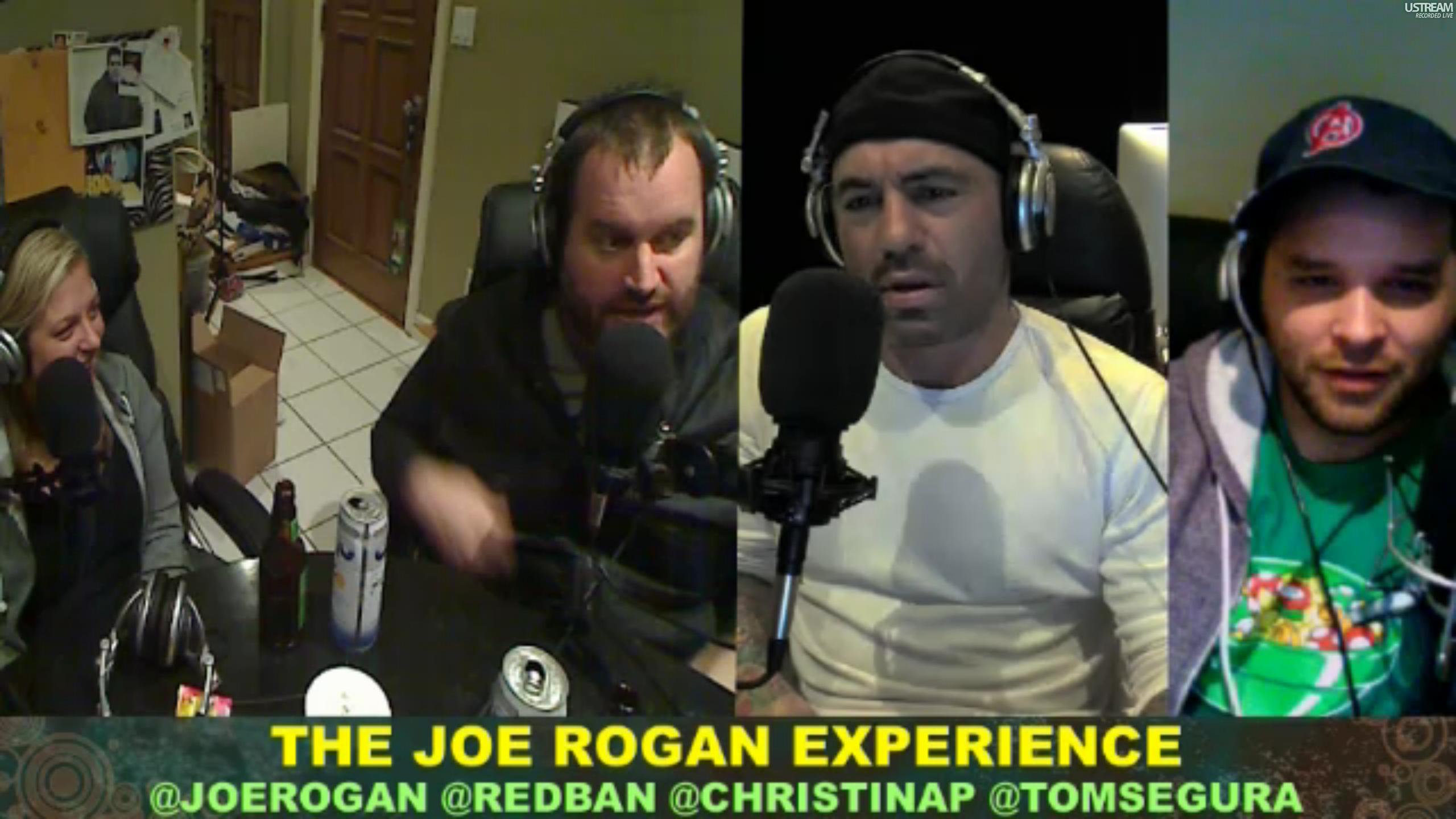 The Joe Rogan Experience PODCAST #157 - Tom Segura, Christina Pazsitzky, Brian Redban