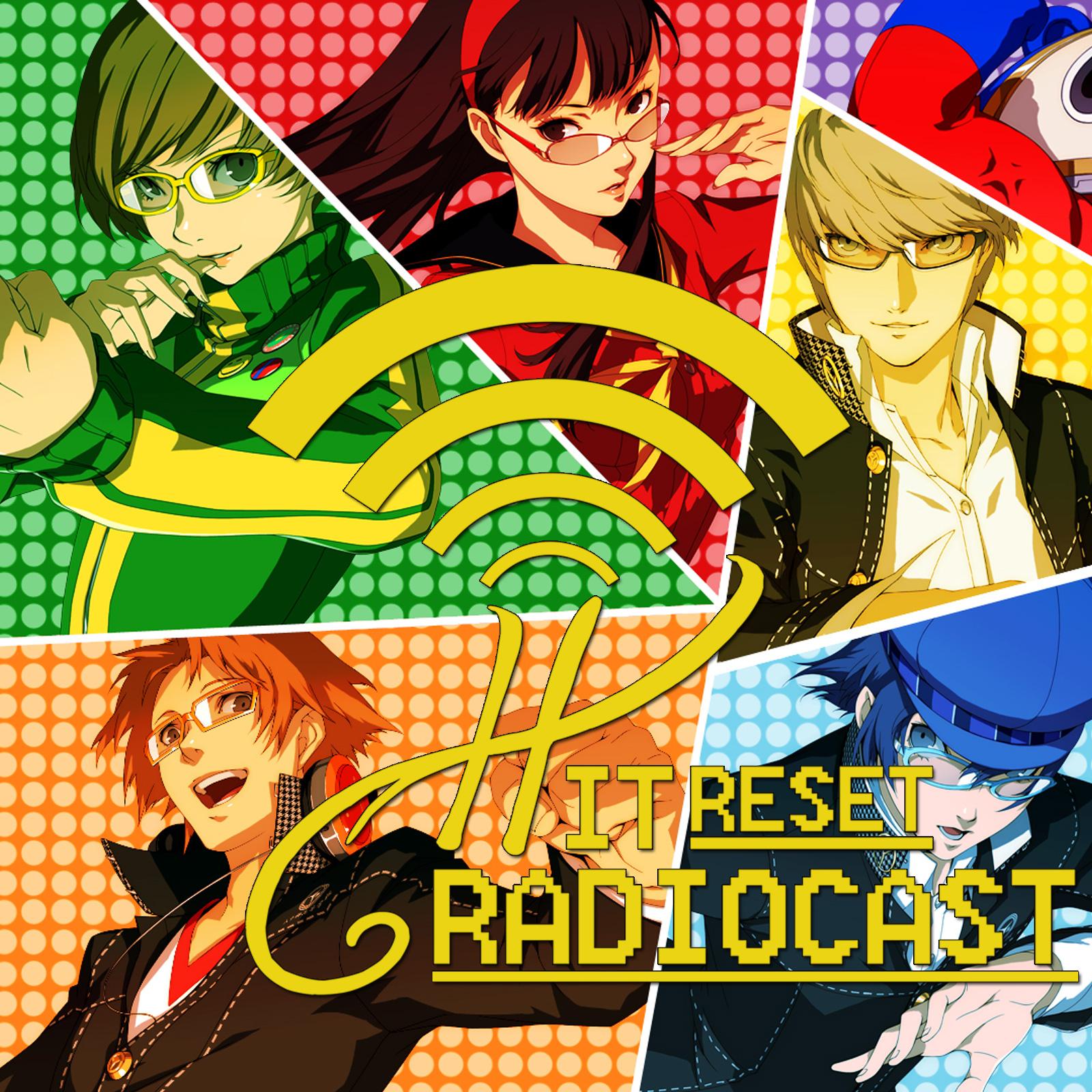 Hit Reset Radiocast