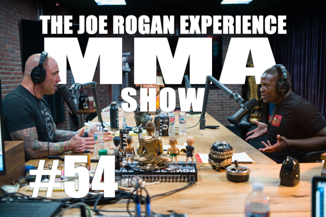 The Joe Rogan Experience JRE MMA Show #54 with Din Thomas