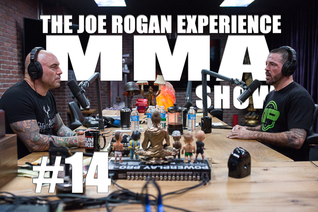 The Joe Rogan Experience JRE MMA Show #14 with Matt Brown