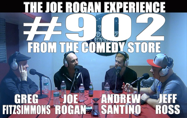 The Joe Rogan Experience #902 - Live Underground from The Comedy Store