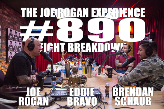 The Joe Rogan Experience #890 - Fight Breakdown
