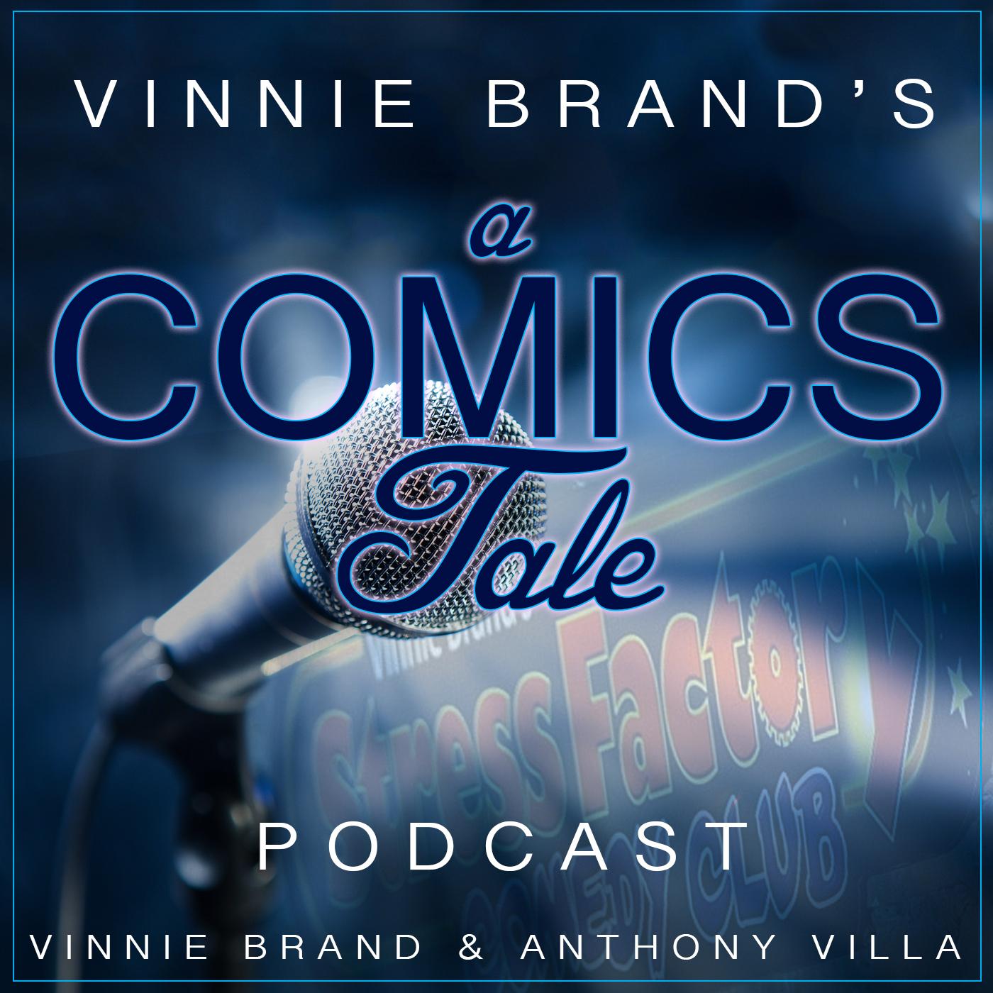 Vinnie Brand's A Comic's Tale