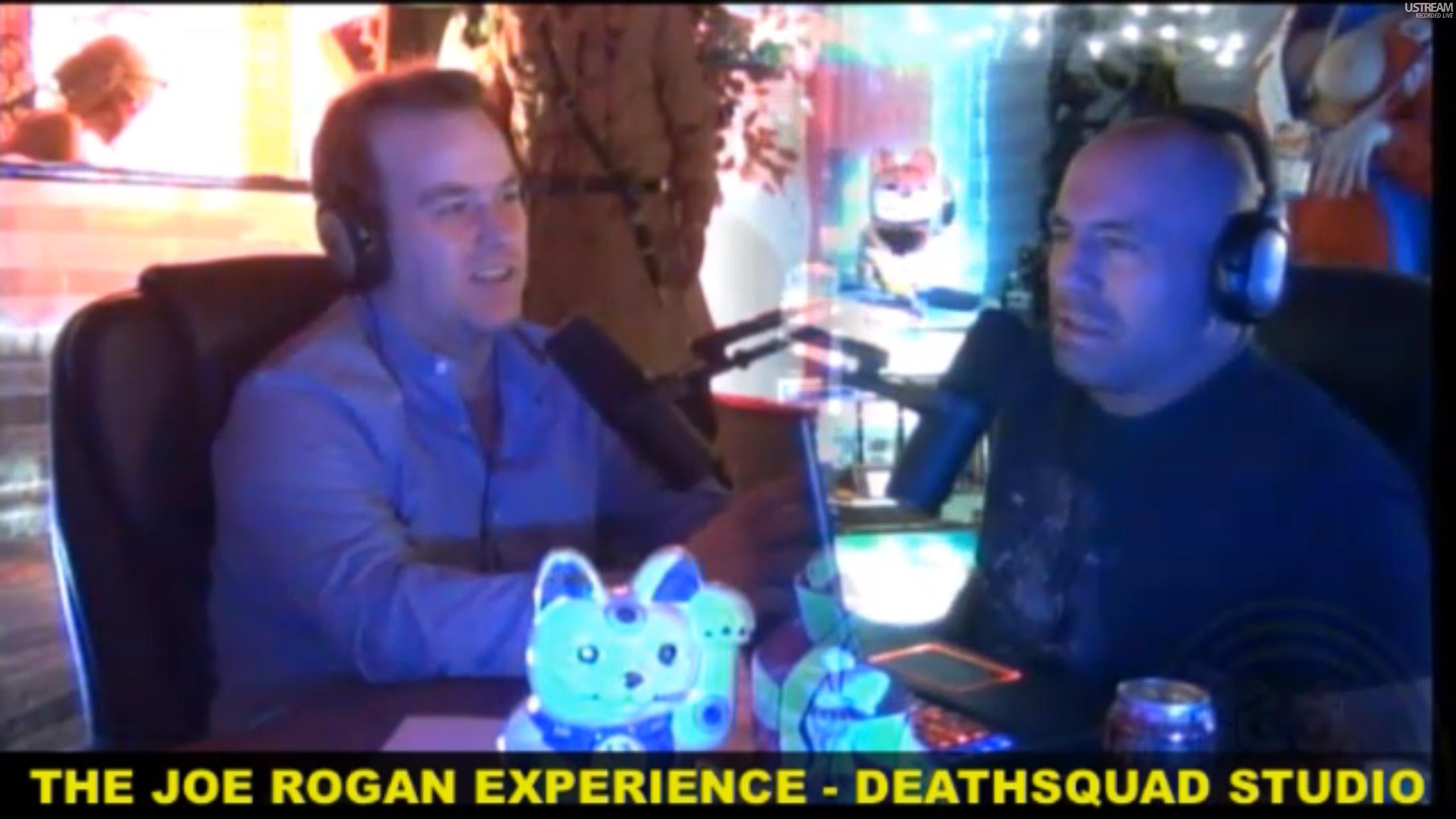 The Joe Rogan Experience #259 - Mike Birbiglia, Brian Redban