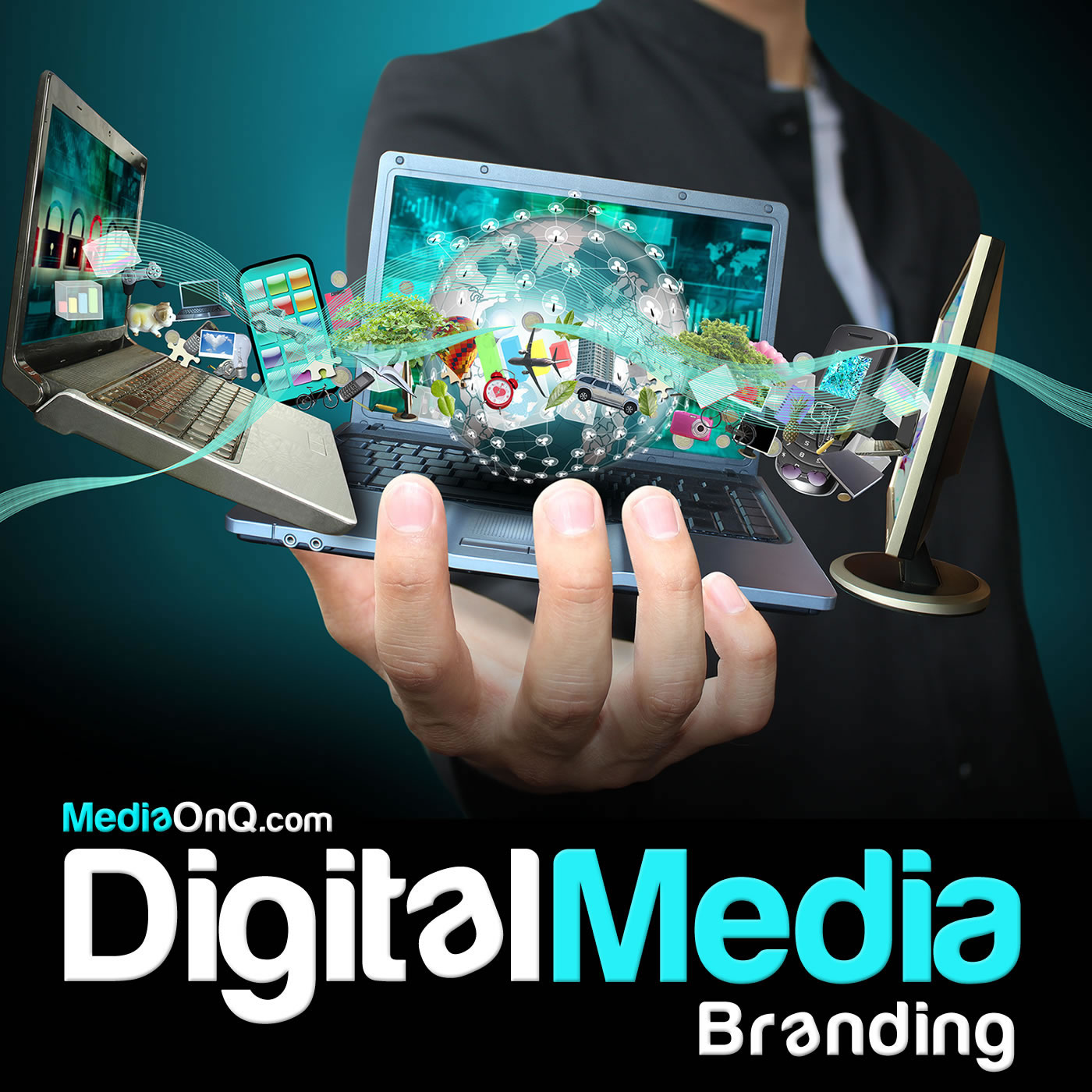 Digital Media Branding Podcast