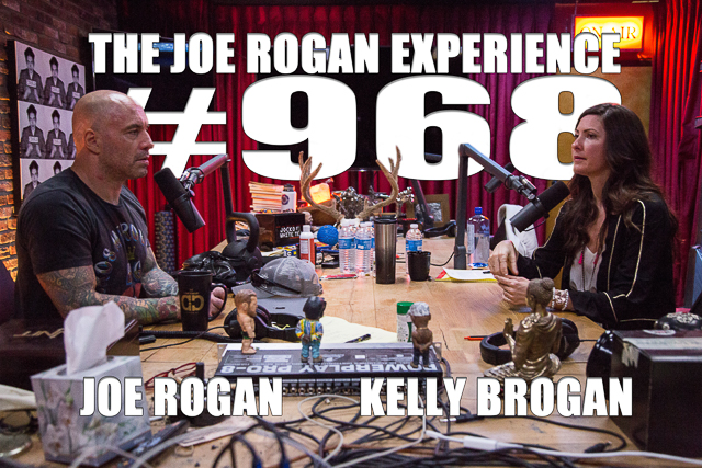 The Joe Rogan Experience #968 - Kelly Brogan