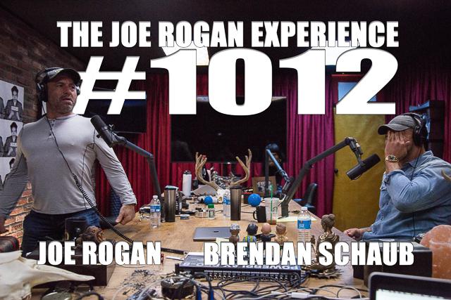 The Joe Rogan Experience #1012 - Brendan Schaub